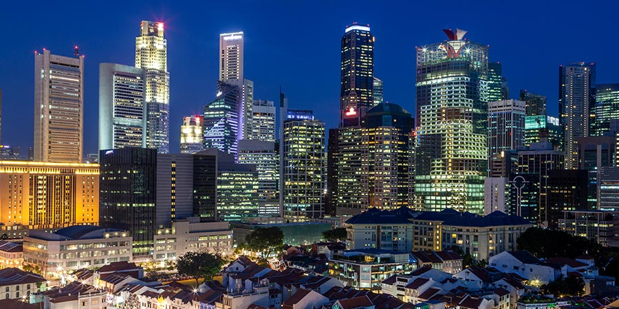 Singapore CBD Office