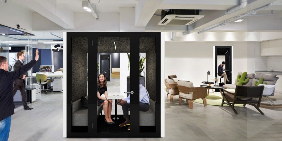 Agile Workspace by Exsto